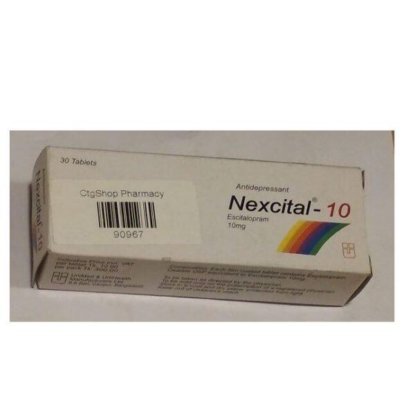 nexcital 10